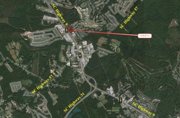 Highway 9,Longs,South Carolina,Retail / Restaurant,Highway 9,1085