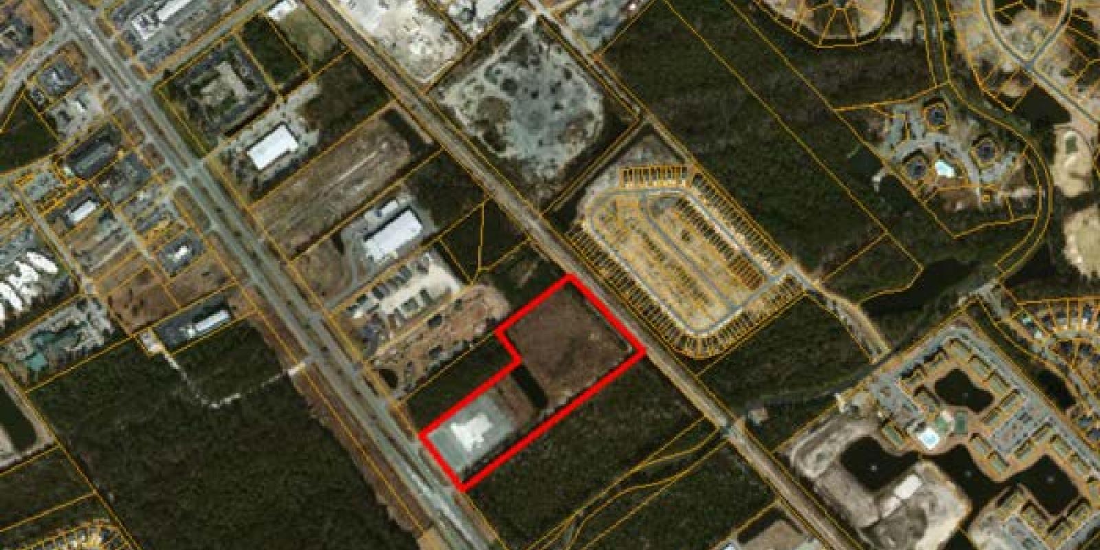 Highway 501,Conway,South Carolina,Land Development,Highway 501,1117