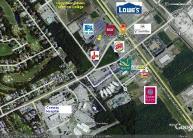 235 Singleton Ridge Road,Conway,South Carolina,29526,Office / Medical,Conway Health Plaza,Singleton Ridge Road,1125