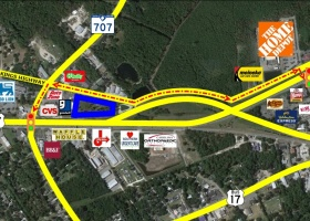 TBD Highway 17 Bypass,Murrells Inlet,South Carolina,29576,Retail / Restaurant,Highway 17 Bypass,1143