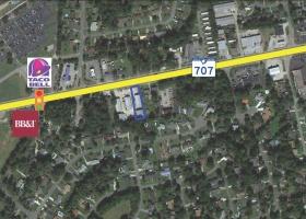 4657 Socastee Boulevard,Myrtle Beach,South Carolina,29588,Industrial / Flex,Socastee Boulevard,1171