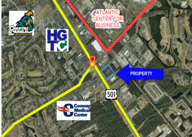 2431 Highway 501 East,Conway,South Carolina,29526,Office / Medical,Highway 501 East,1183