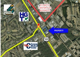 2431 Highway 501 East,Conway,South Carolina,29526,Office / Medical,Highway 501 East,1184