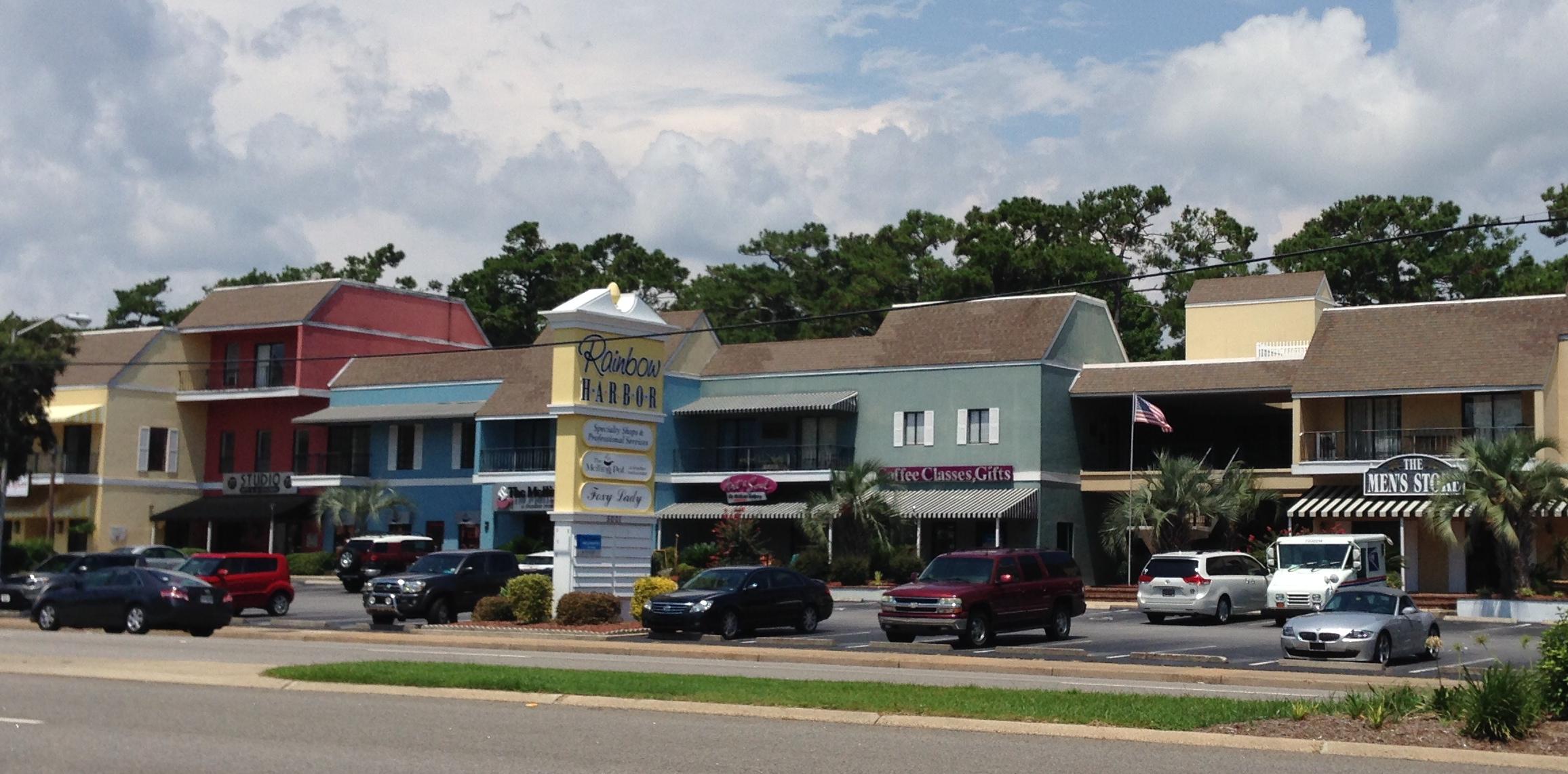 5001 North Kings Highway,Myrtle Beach,South Carolina,29577,Retail / Restaurant,Rainbow Harbor,North Kings Highway,1237