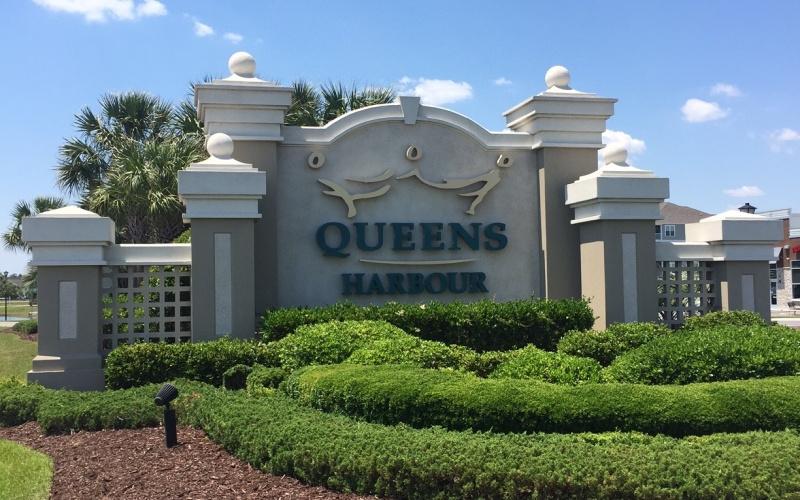 8617 Montague Lane,Myrtle Beach,South Carolina,29588,Land Development,Queens Harbor,Lot 16,Montague Lane,1335