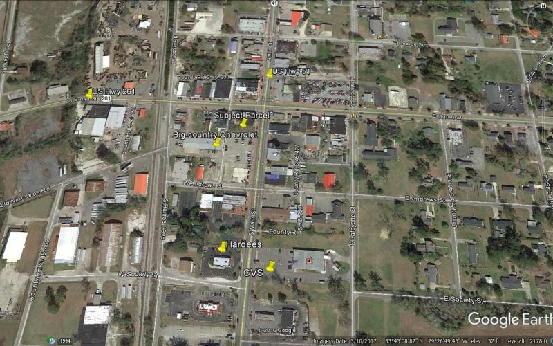 Lot 68 & 69 Main Street,Hemingway,South Carolina,29554,Land Development,Main Street,1338