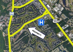 TBD Professional Park Drive,Conway,South Carolina,29526,Office / Medical,Singleton Ridge Business Park,TBD Professional Park Drive,1355