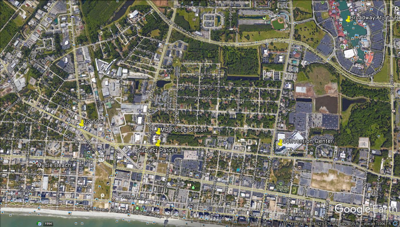 Oak Street,Myrtle Beach,South Carolina,29577,Office / Medical,Oak Street,1356