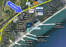 9916 North Kings Highway,Myrtle Beach,South Carolina,29572,Land Development,North Kings Highway,1370