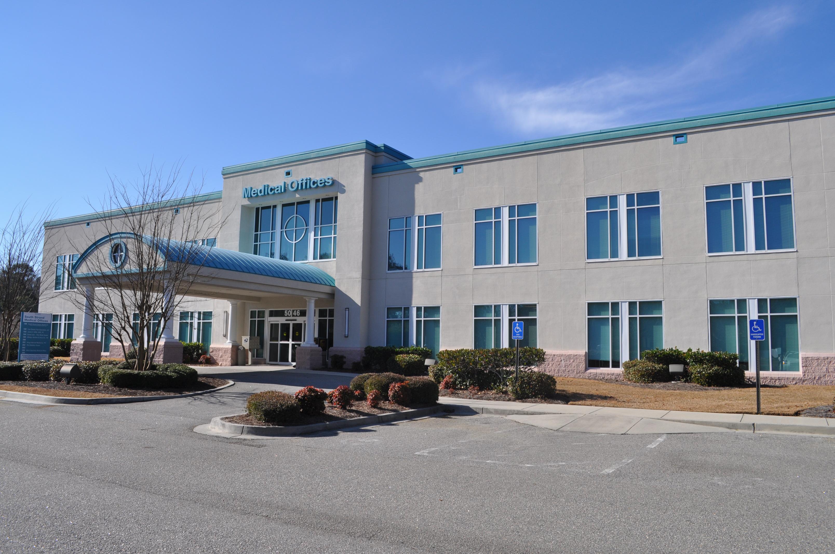 5046 Highway 17 Bypass,Myrtle Beach,South Carolina,29577,Office / Medical,South Strand Medical Offices,Highway 17 Bypass,1379