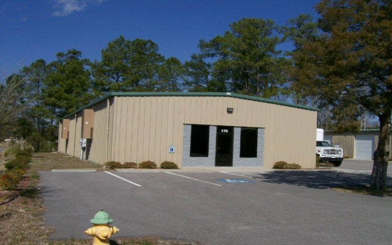 170 Wetlands Drive,Conway,South Carolina,29526,Industrial / Flex,Wetlands Drive,1395
