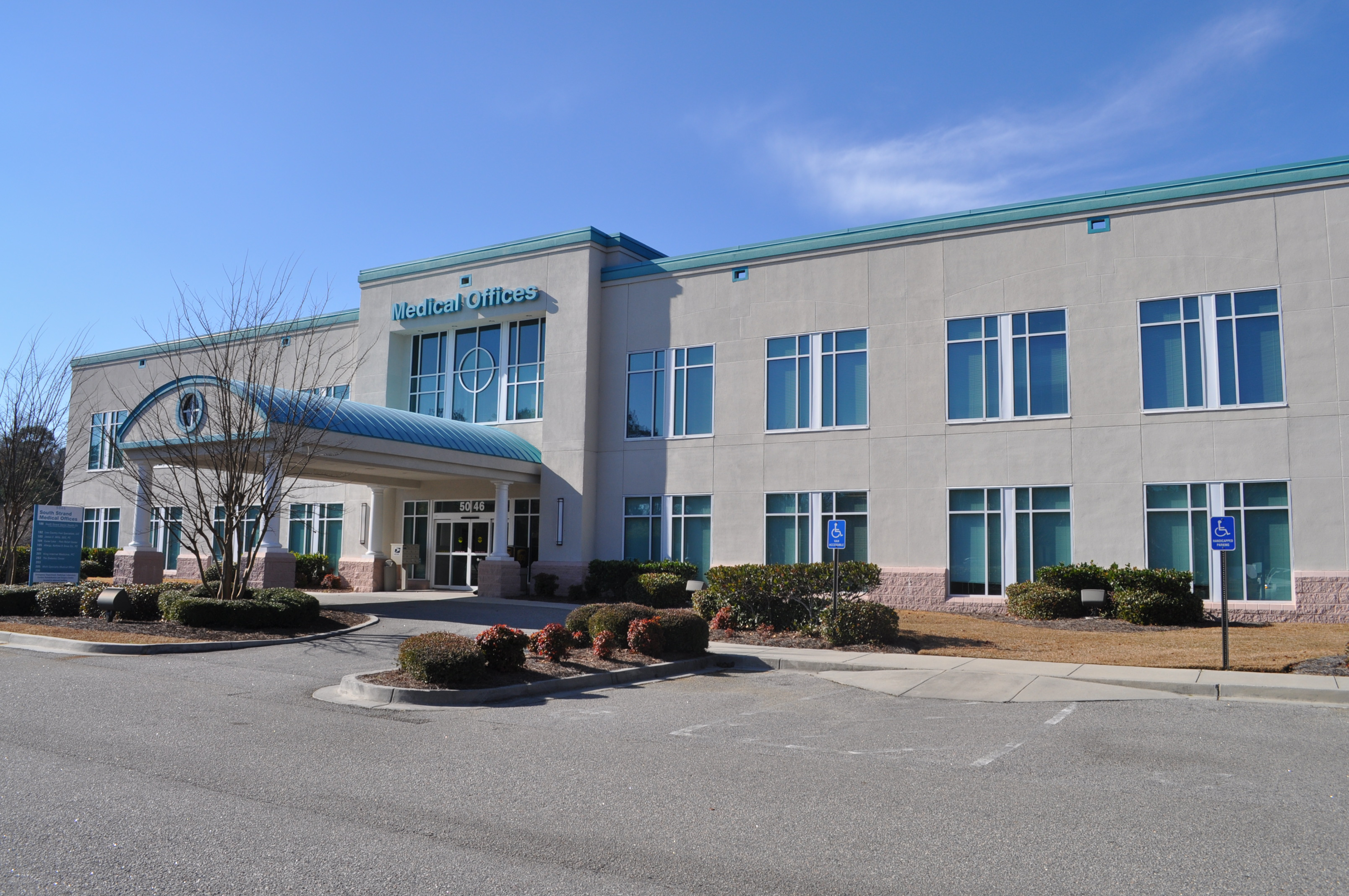 5046 Highway 17 Bypass,South Carolina,29577,Office / Medical,South Strand Medical Offices,Highway 17 Bypass,1410