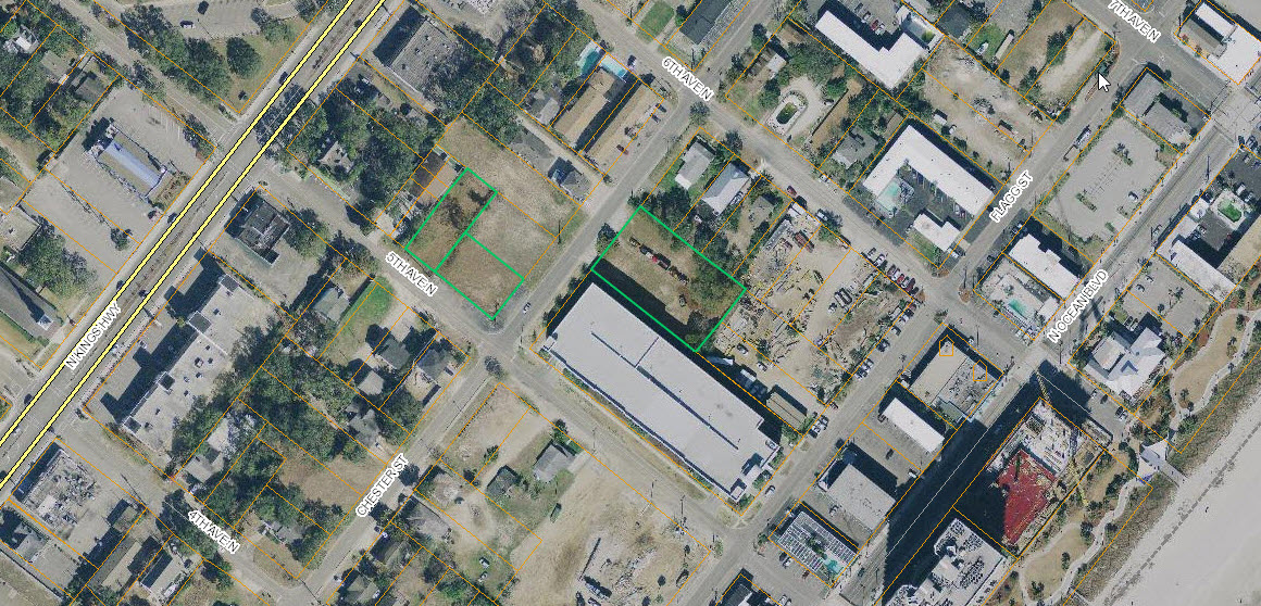 Chester Street,Myrtle Beach,South Carolina,29577,Land Development,Chester Street,1417