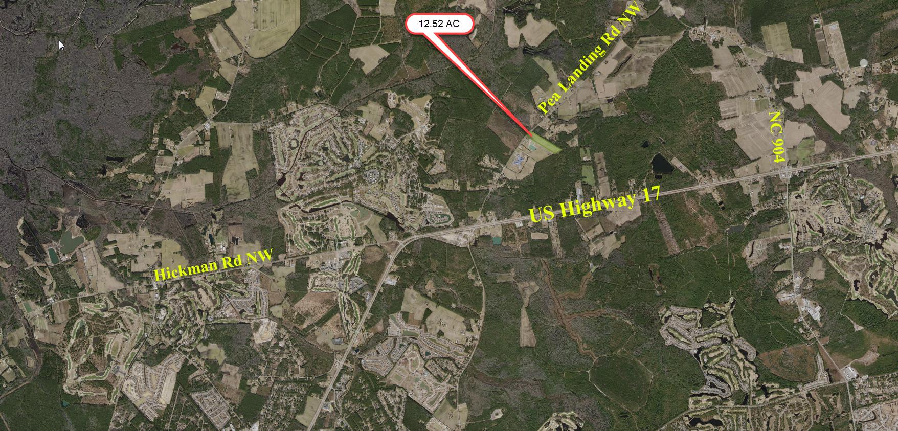 TBD Pea Landing Road,Ash,North Carolina,28420,Land Development,Pea Landing Road,1427