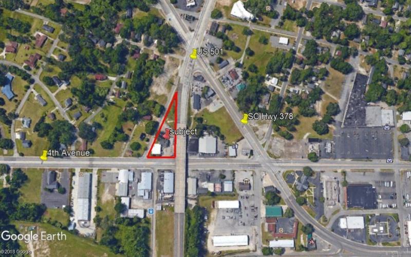 4th Avenue,Conway,South Carolina,29527,Industrial / Flex,Coastal Ice,4th Avenue,1432