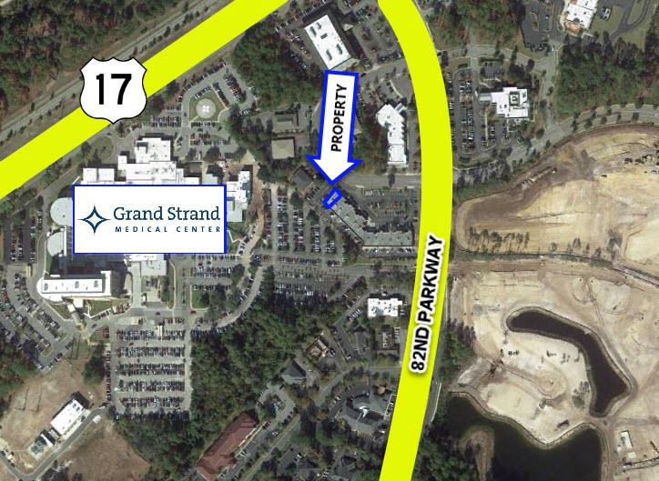 923 Medical Circle,Myrtle Beach,South Carolina,29572,Office / Medical,Medical Circle,1442