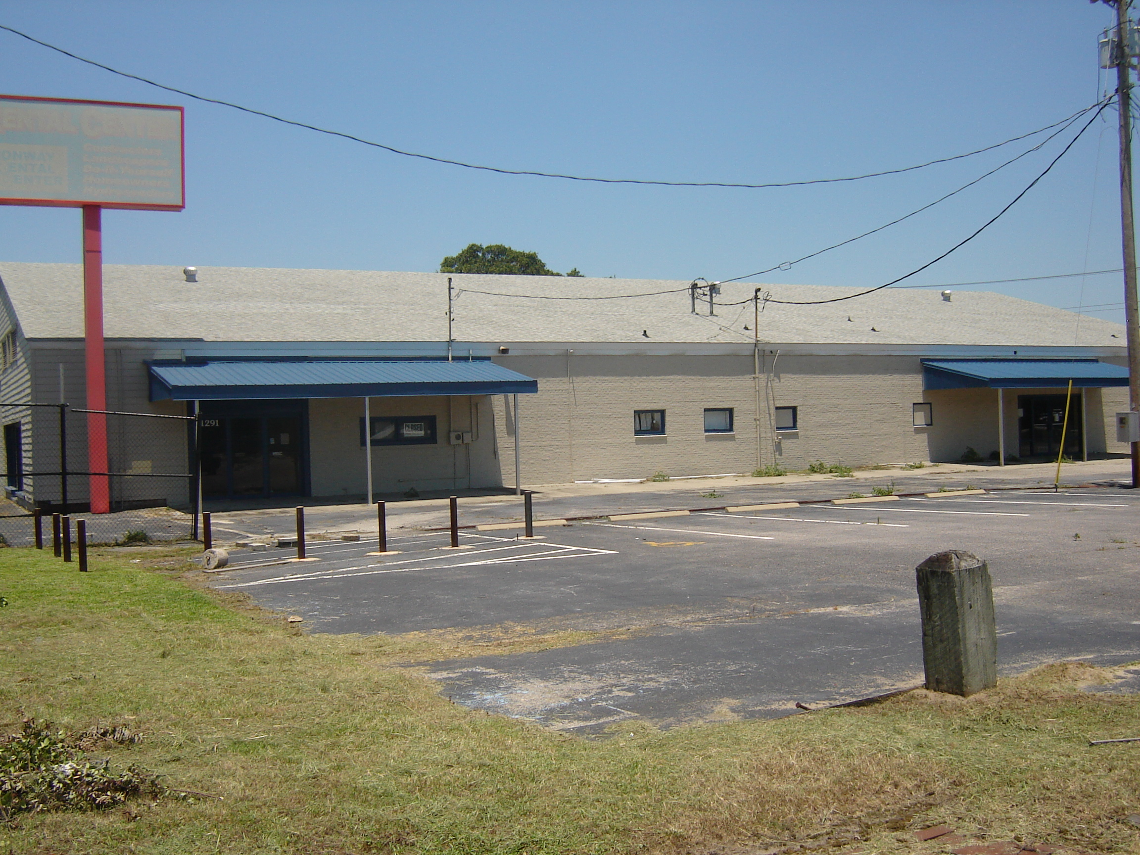 1291 Highway 501 Business,Conway,South Carolina,29526,Retail / Restaurant,Highway 501 Business,1450