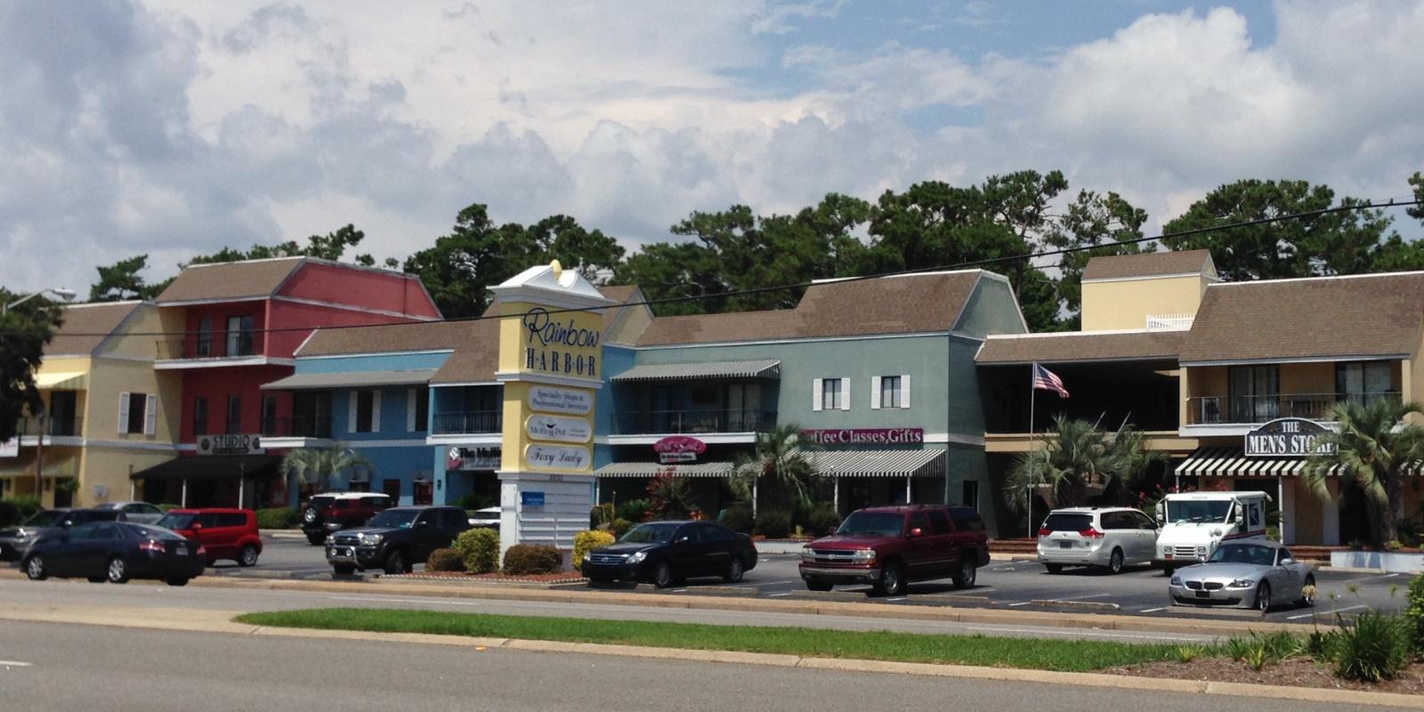 5001 North Kings Highway,Myrtle Beach,South Carolina,29577,Office / Medical,Rainbow Harbor,North Kings Highway,1456