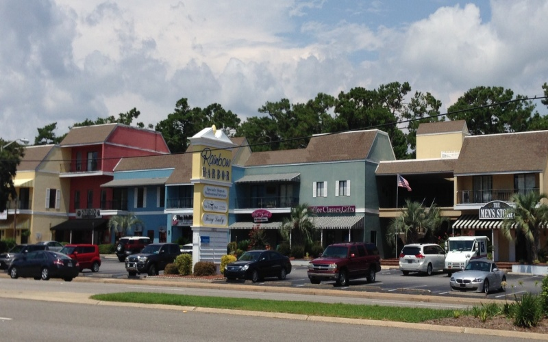 5001 North Kings Highway,Myrtle Beach,South Carolina,29577,Office / Medical,Rainbow Harbor,North Kings Highway,1456