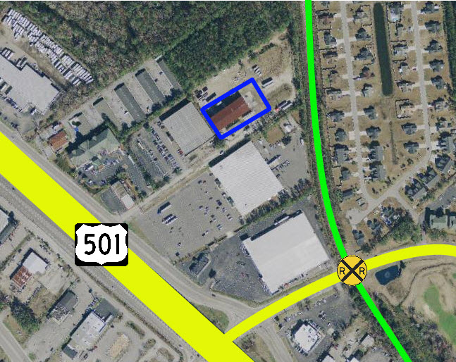 1525 Highway 501,Myrtle Beach,South Carolina,29579,Industrial / Flex,Highway 501,1459