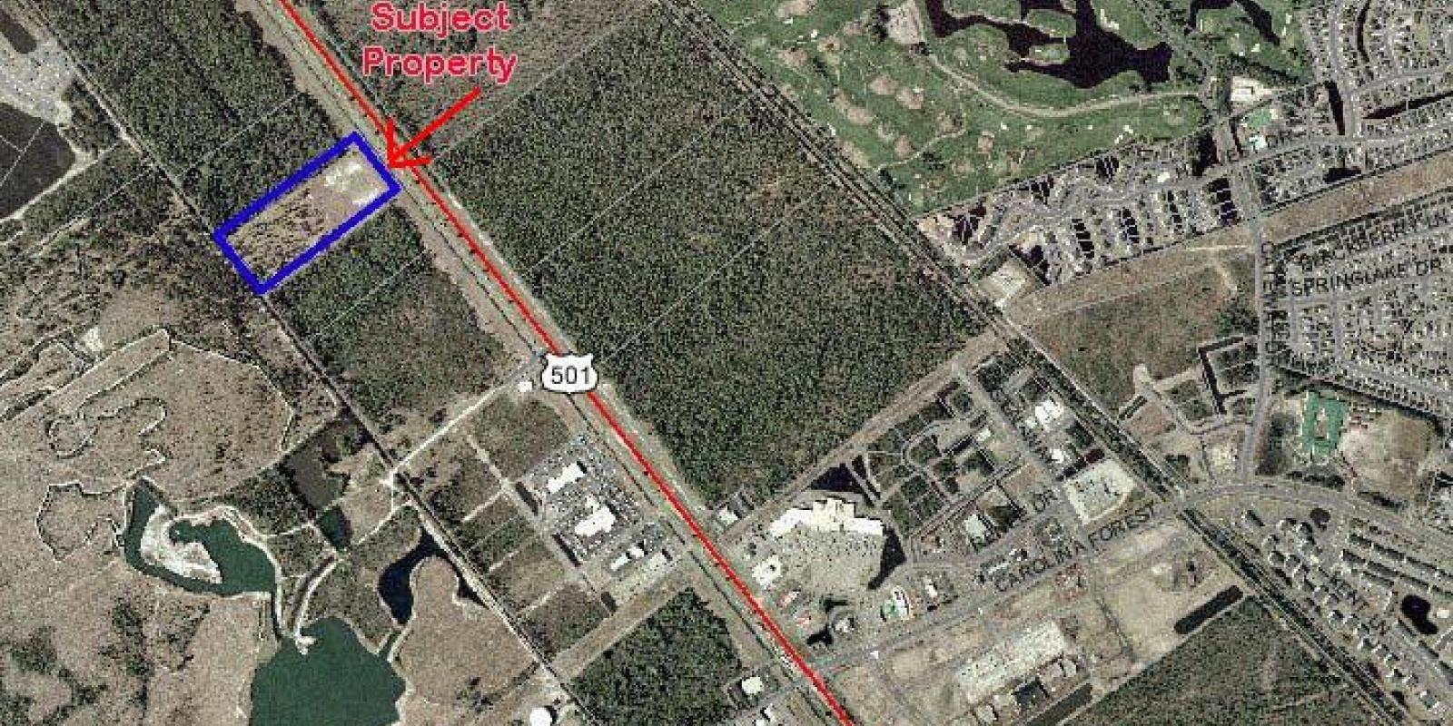 TBD Highway 501,Myrtle Beach,South Carolina,29579,Retail / Restaurant,Highway 501,1062